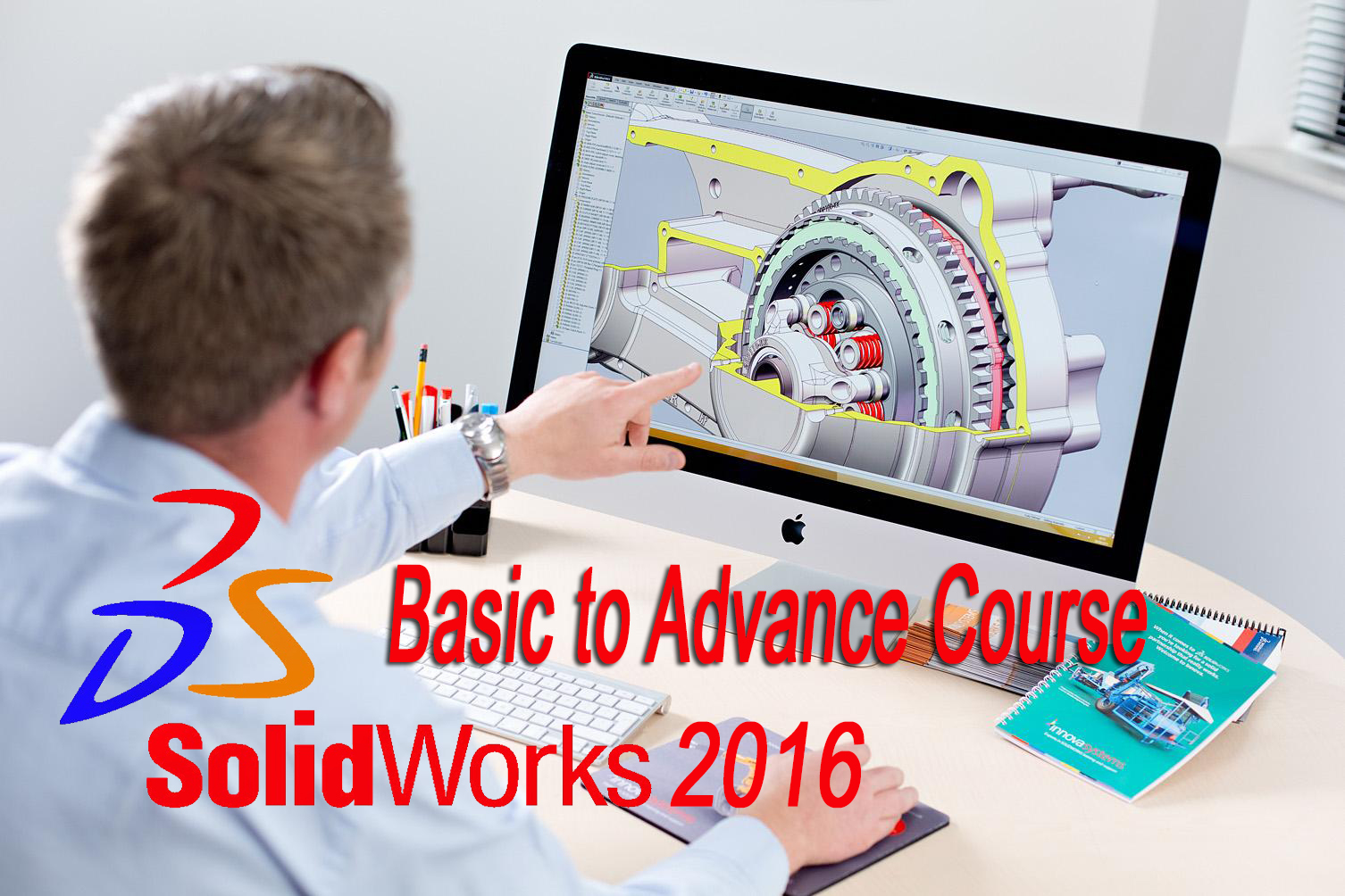Solidworks 2016 Advance Online Couse in English
